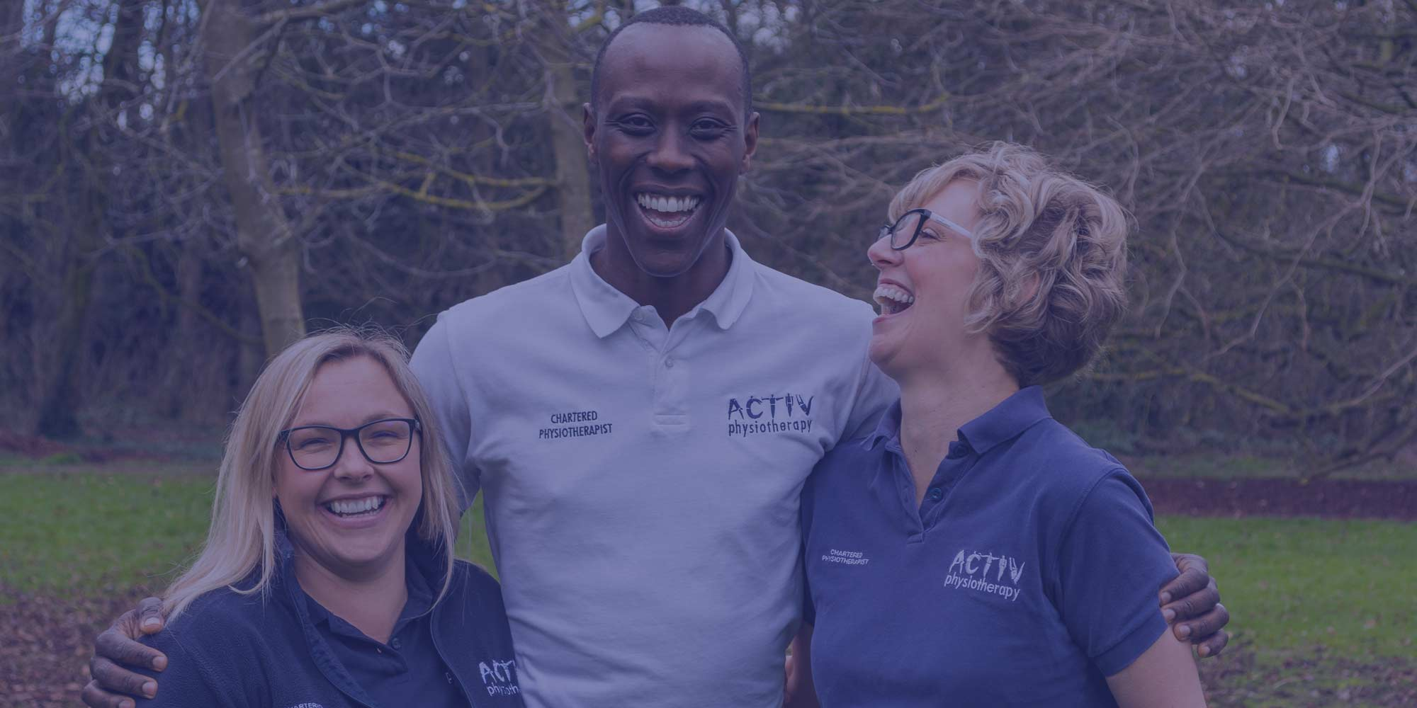 Meet Our Activ Physiotherapists