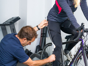 Activ Bike Fit Physiotherapy Treatment