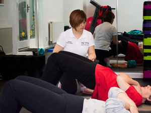 Derbyshire Pilates Classes