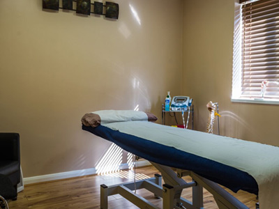 Bradway Sheffield Physiotherapy Clinics Interior