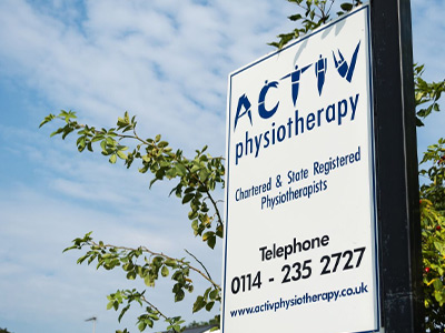 Bradway Sheffield Physiotherapy Clinics & Directions