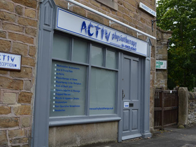 Derbyshire Physiotherapy Clinics Contact Details