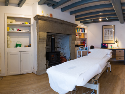 Hope Valley Derbyshire Physiotherapy Clinics Interior