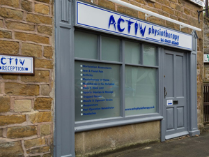 Derbyshire Physiotherapy at Hope Valley Clinic