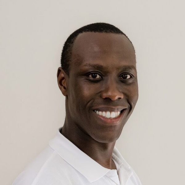 Andrew Okwera MCSP SRP Director & Physiotherapist